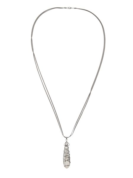 Phase Eight Ophelia Crystal Necklace