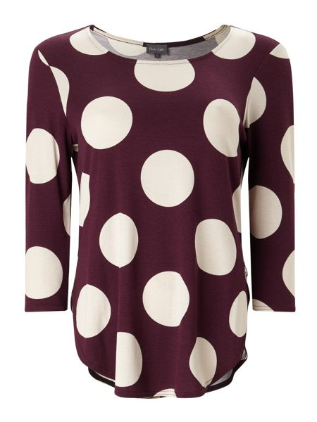 Phase Eight Anna Spot Top