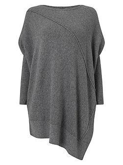 Nicia Exposed Seam Jumper