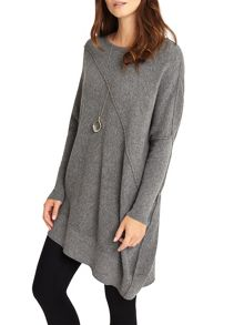 Phase Eight Nicia Exposed Seam Jumper