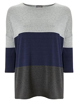 Connie Colour Block Top