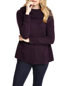 Phase Eight Annalise Swing Knitted Jumper