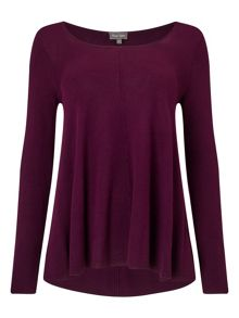 Phase Eight Amelia Swing Knitted Jumper