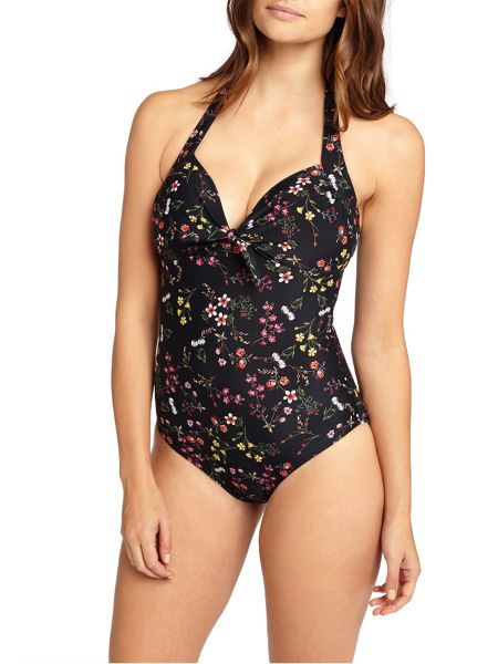 Phase Eight Ditsy Floral Swimsuit