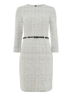 Tabatha Textured Dress