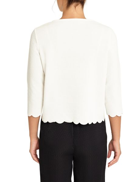 Phase Eight Teagan 3/4 Sleeve Top