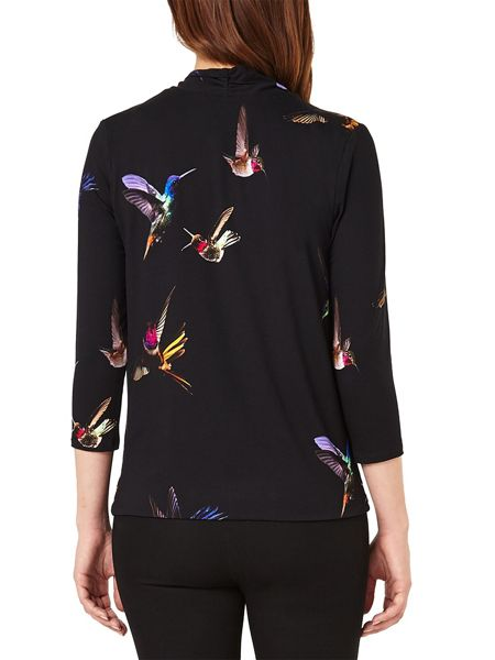 Phase Eight Bird Print Top