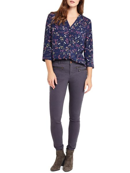 Phase Eight Bryony Ditsy Print Blouse