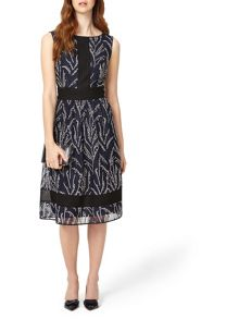 Phase Eight Delicia Emroidered Dress