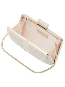 Phase Eight Annie Satin Box Clutch