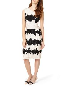 Phase Eight Celeste Tapework Dress
