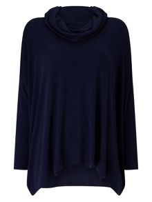 Phase Eight Rhona Roll Neck Top