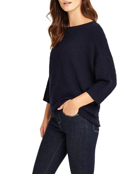Phase Eight Klarissa Texture Knitted Jumper