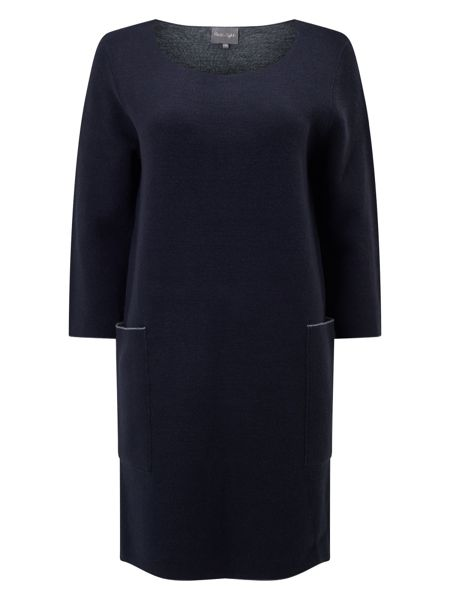 Phase Eight Giolla Pocket Knit Dress
