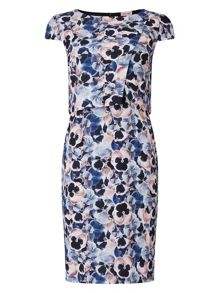 Phase Eight Pansy Print Dress