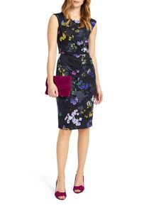 Phase Eight Emma Floral Print Dress