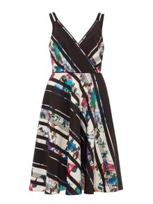 Phase Eight Ethelda Printed Dress