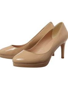 Phase Eight Pia Patent Court Shoes