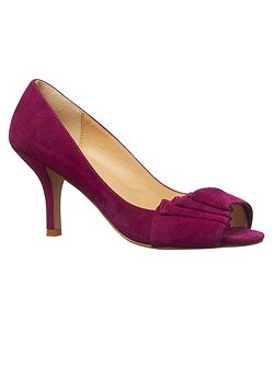 Caitlin Suede Pointed Court