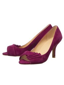 Phase Eight Caitlin Suede Pointed Court