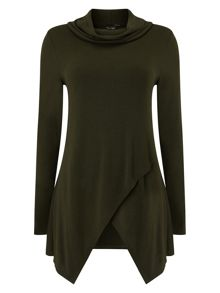 Phase Eight Tara Roll Neck Top