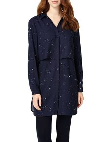 Phase Eight Hailey Star Print Tunic