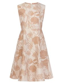 Phase Eight Danica Jacquard Dress