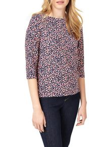 Phase Eight Ditsy Spot Top
