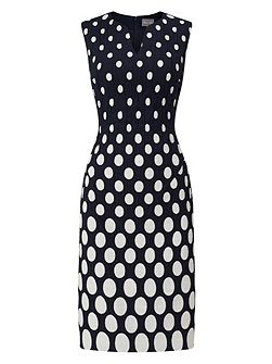 Hollie Jacquard Dress