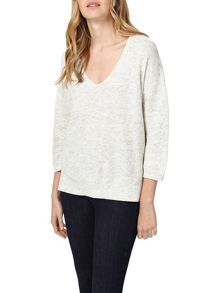 Phase Eight Rosabelle Mix Stitch Knitted Jumper