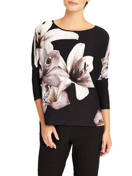 Phase Eight Daria Digital Floral Top