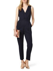 Phase Eight Dasha Jacquard Jumpsuit