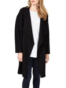Phase Eight Abelie Cocoon Knit Coat