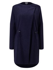 Phase Eight Cherilyn Knitted Parka Coat