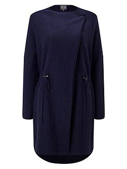 Cherilyn Knitted Parka Coat