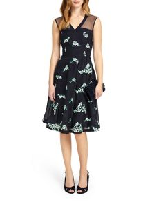 Phase Eight Connie Embroidered Dress