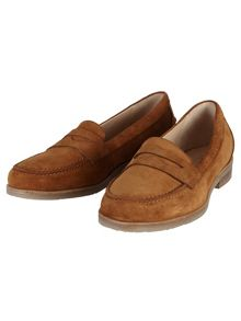 Phase Eight Suede Loafers