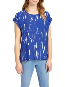 Phase Eight Maddy Print Blouse