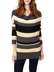 Phase Eight Skye Stripe Tunic