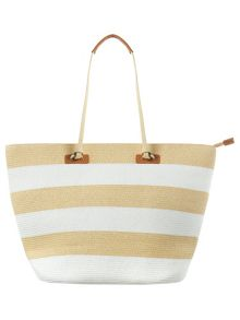 Phase Eight Debbie Stripe Beach Bag