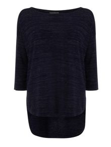 Phase Eight Space Dye Megg Knitted Jumper