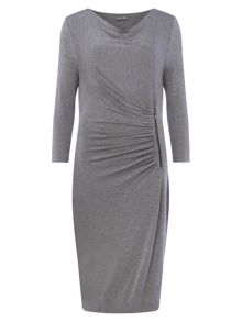 Phase Eight Zoya Zip Side Dress