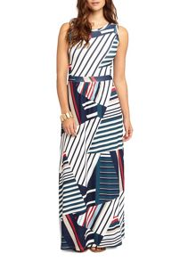 Phase Eight Natalie Stripe Maxi Dress
