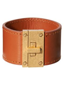 Phase Eight Ellen Leather Cuff