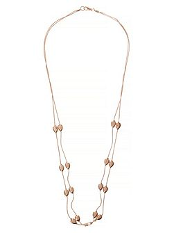 Victoria Double Layer Necklace