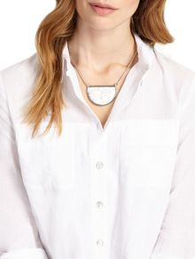 Phase Eight Samantha Marble Necklace
