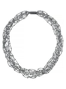 Phase Eight Dafne Multi Row Necklace
