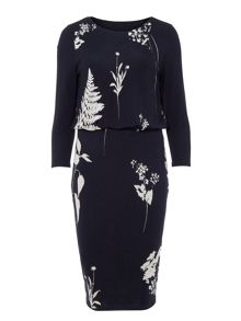 Phase Eight Conway Print Dress