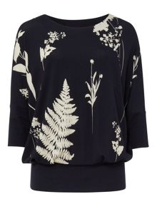 Phase Eight Conway Print Top