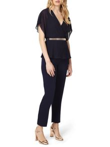 Phase Eight Blossom Belted Jumpsuit